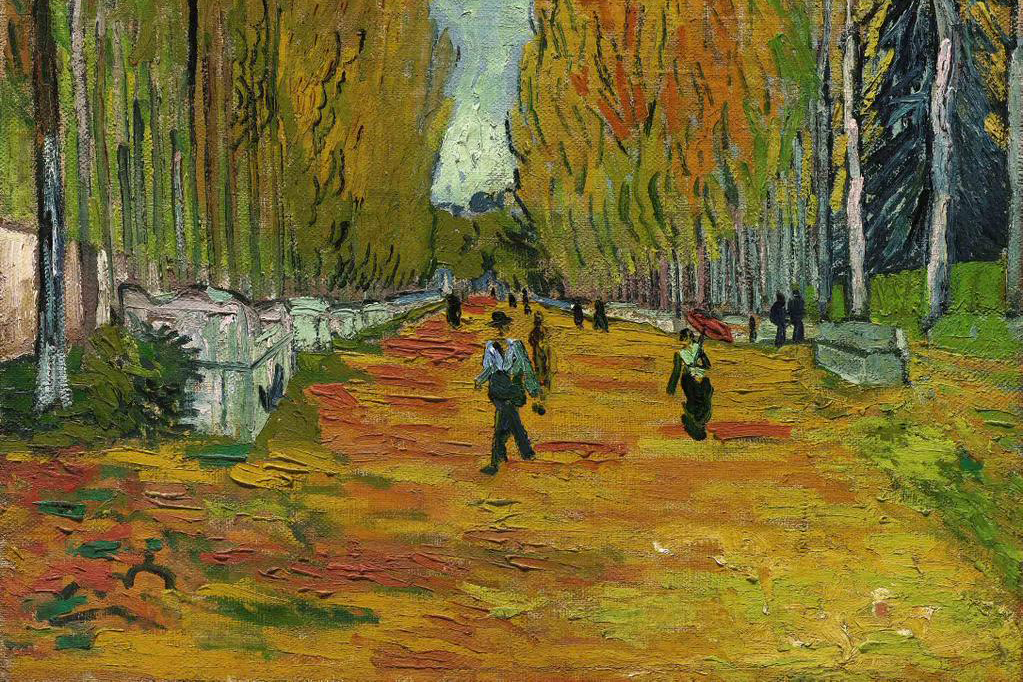 Exploring Van Gogh's Life and Paintings